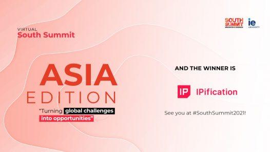 IPification wins Virtual South Summit Asia